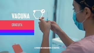 Covid - 19: Campaña COVID-19 San Luis Vacuna.