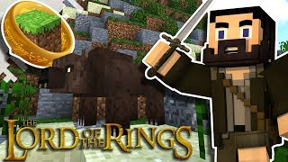 Lord Of The Rings Minecraft Adventure! :: I WAS INVADED! :: EP06