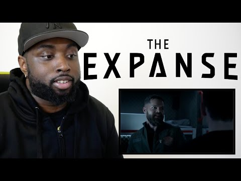 "SEASON FINALE | The Expanse REACTION - 4x10 ""Cibola Burn"""