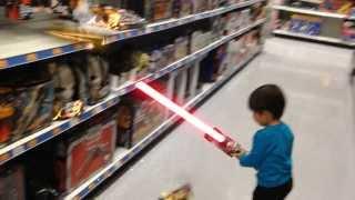 Toy Lightsaber