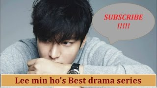 Video LEE MIN HO DRAMA SERIES AND MOVIES  LIST AND HIS CHARACTER REVIEW ( KOREAN ) MP3, 3GP, MP4, WEBM, AVI, FLV Desember 2018