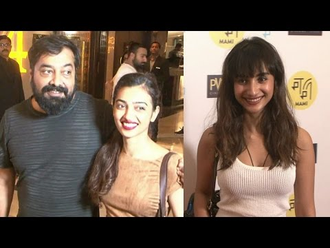 Radhika Apte | Patralekha | Anurag Kashyap At Special Screening Of Franch Film Felicite