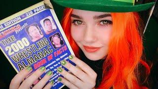 ASMR Becky Lynch RP 🍀 Happy St. Patrick's Day!
