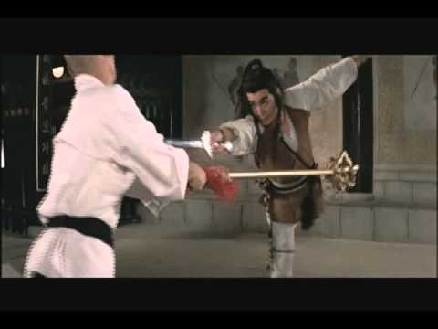 Shaolin intruders Phillip Ko vs Derek Yee