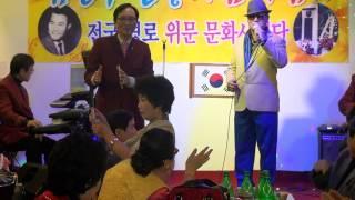 Download Lagu 비내리는 경부선(가수 강성태 2014. 12. 14)-남인수선생기념사업회 송년회 Mp3