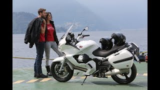 10. Amazing 2016 Moto Guzzi Norge GT 8V ABS