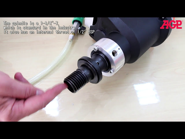 AGP DM10, DM14 Rig Mounted Diamond Core Drill - Introduction