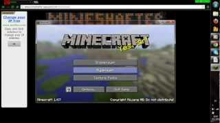 How To Get A Free Minecraft Premium Account 2013 (Mineshafter)