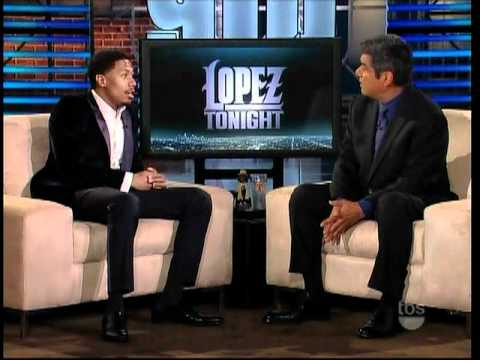 Nick Cannon talks Mr. Showbiz and Twins Delivery on Lopez Tonight