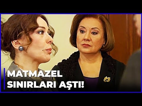 Matmazel İSTİFA Etti! - Firdevs Fişi Çekti - Aşk-ı Memnu 65. Bölüm
