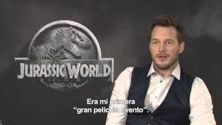 Mundo Jurásico, entrevista a Chris Pratt