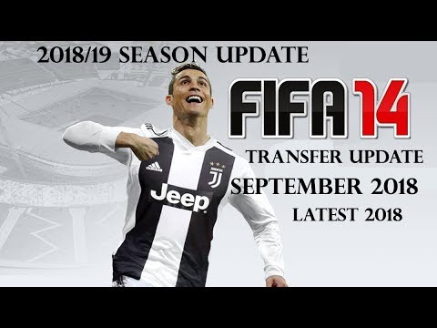 FIFA 14 PC Latest Transfer Update September 2018 Download-Mediafire Link Career Mode Working