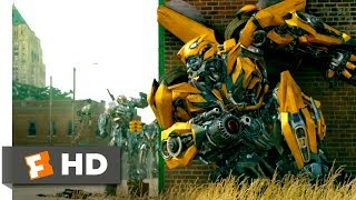 Nonton Transformers  The Last Knight  2017    The Town Battle Scene  2 10    Movieclips Film Subtitle Indonesia Streaming Movie Download