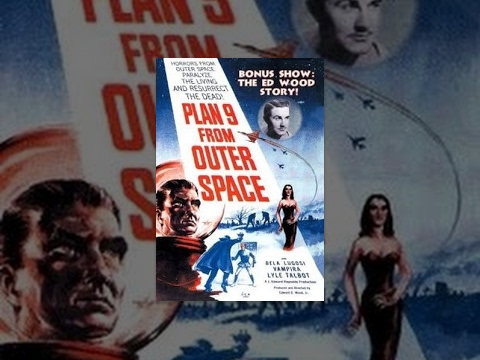 Movie - Plan 9 from Outer Space (Ed Wood, 1959)