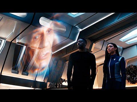 Burnham Discovers Who Spock Has Become - Star Trek Discovery 3x07