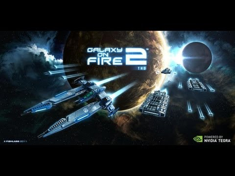 Galaxy on Fire 2™ Full HD (CD-Key, Steam, Россия, СНГ) Gameplay