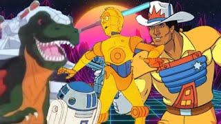 Video Ten 80s Cartoons that only lasted ONE season #2...wonder why?? MP3, 3GP, MP4, WEBM, AVI, FLV Agustus 2019