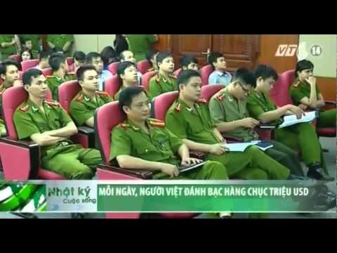 Mỗi ngày, người Việt đánh bạc hàng chục triệu USD