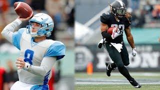 Salt Lake Stallions vs. Birmingham Iron | AAF Week 2 Game Highlights