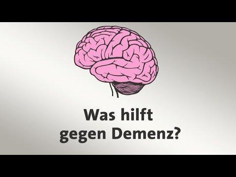Was hilft gegen Demenz?