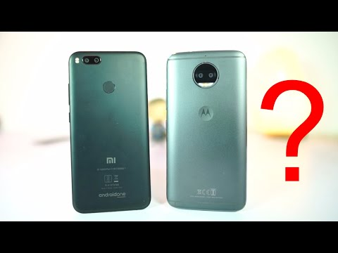 MI A1 vs Moto G5s Plus Speed test Memory Management test