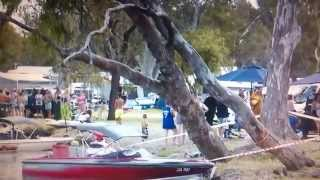 9. Boat Explosion causes injuries to Six Children