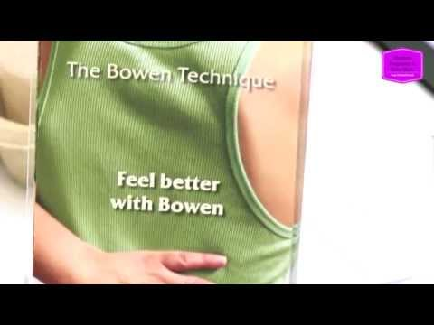 Feel Better with Bowen