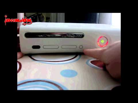 comment reparer une xbox 360 qui a 3 led rouge