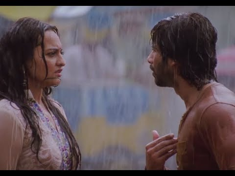Shahid Kapoor and Sonakshi Sinha's romantic talks
