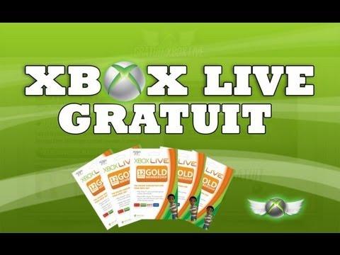 comment gagner des points xbox live gratuit