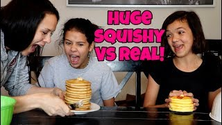 Video HUGE SQUISHY VS REAL EAT IT OR WEAR IT MP3, 3GP, MP4, WEBM, AVI, FLV Maret 2019