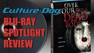 Nonton Blu Ray Review     Over Your Dead Body  2014   Scream Factory  Film Subtitle Indonesia Streaming Movie Download