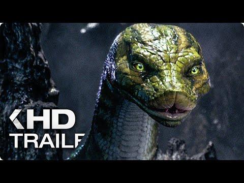 MOWGLI: Legend of The Jungle Trailer (2018) Netflix