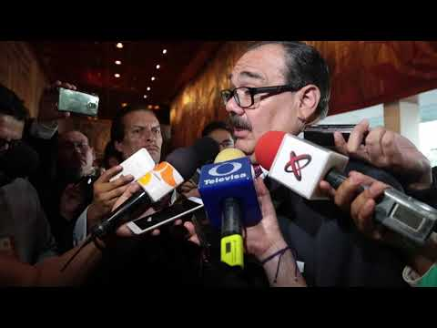 ENTREVISTA QUE CONCEDIÓ EL DIPUTADO FEDERAL PRIISTA JORGE CARLOS RAMÍREZ MARÍN