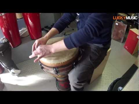 Remo DJEMBE' Adinkra DEMO – Lucky Music Network