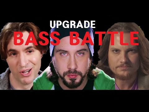 [Bass Battle/UPGRADE] Avi VS Tim VS Geoff (only low notes)