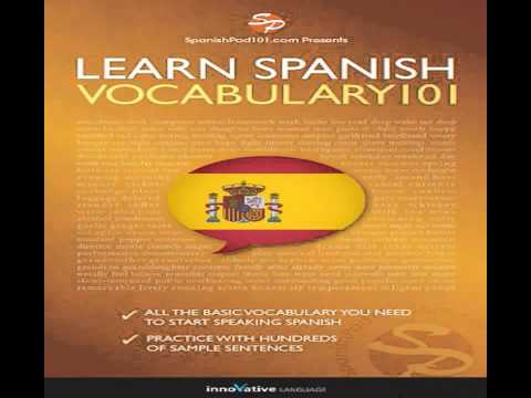 Learn Spanish – Word Power 101