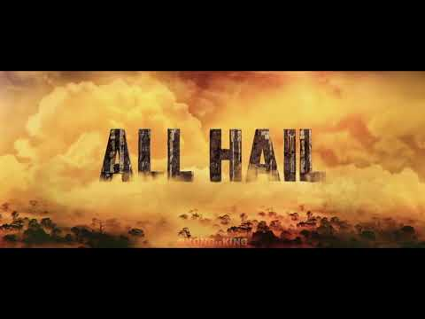 - Spot TV All Hail (Anglais)