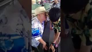 Hậu trường - cho họ gét đi em #Huynh #james