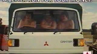 Video Mitsubishi Commcerical ''Canter Truck'' MP3, 3GP, MP4, WEBM, AVI, FLV Agustus 2018