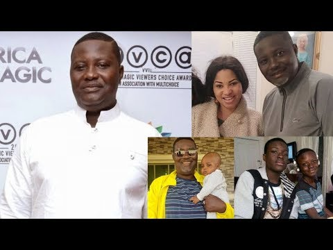 WATCH Yoruba Actor Antar Laniyan, His Wife, Kids And 10 Things You Never Knew