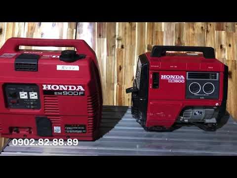 MÁY PHÁT ĐIỆN HONDA EM900F và EB900 mini hàng bãi nhật zin