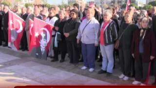 Büyük Önder Atatürk, Didim'de anıldı