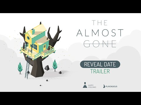 The Almost Gone : The Almost Gone - Reveal Date Trailer