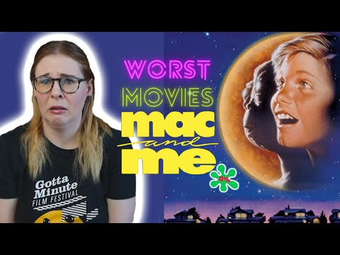 MAC AND ME (1988) REACTION VIDEO! FIRST TIME WATCHING!