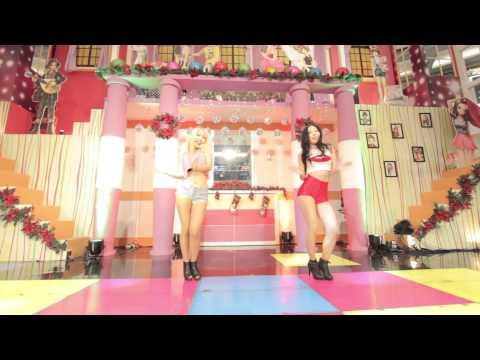 Gái Xinh Hàn Quốc nhảy - Waveya in Indonesia part 1