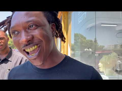 Was I RUDE or was This Guy In My Grillz