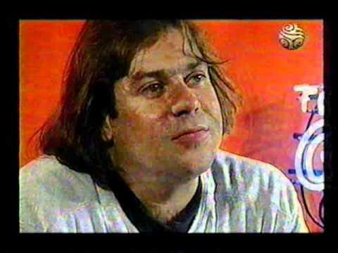 Fernando Gonzales entrevista a Santiago Moure (видео)