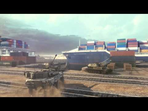 Видеоролик Armored Warfare с выставки E3 2014
