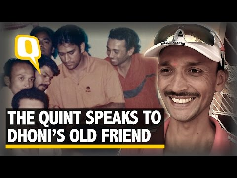 Video The Quint: Dhoni's Friend Akhauri Speaks to The Quint download in MP3, 3GP, MP4, WEBM, AVI, FLV January 2017